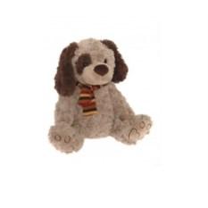 Мягкая игрушка Коричневая собака (38 см)
