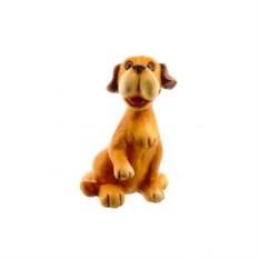 Декоративная фигурка Собака дает лапу