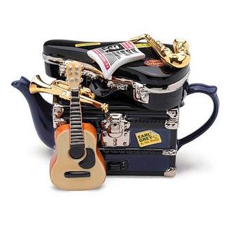 Чудесный чайник «Бродячие музыканты»