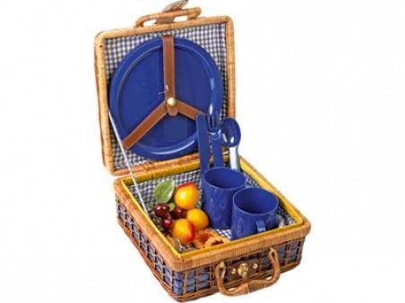 Пикник-сет Компакт на 4 персоны с пластиковой посудой