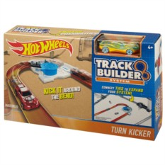 Конструктор трасс Turn Kiaker от Mattel Hot Wheels