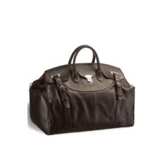 Дорожная коричневая сумка Brialdi Concord