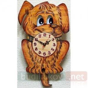 Настенные часы с маятником Бризоль Барбос