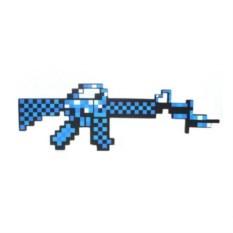 Пиксельный автомат Майнкрафт