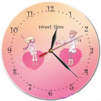 Настенные часы «На седьмом небе»