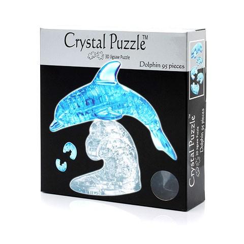3D пазл-головоломка Дельфин