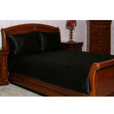 Комплект постельного белья «Черный»