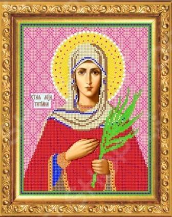 Набор для вышивания бисером «Святая мученица Татьяна»