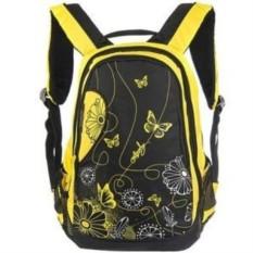 Женский городской рюкзак Grizzly (цвет- желтый)