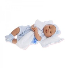 Кукла-малыш Габи в голубом Munecas Antonio Juan