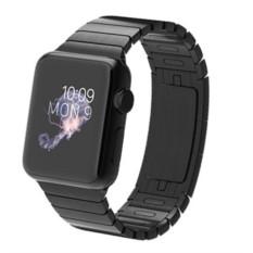 Apple Watch 38mm Case with Link Bracelet (Space Black)