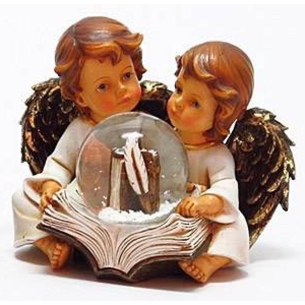 Декоративная фигурка Ангелочки