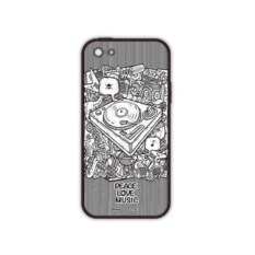 Пазл-чехол для Iphone Rock style