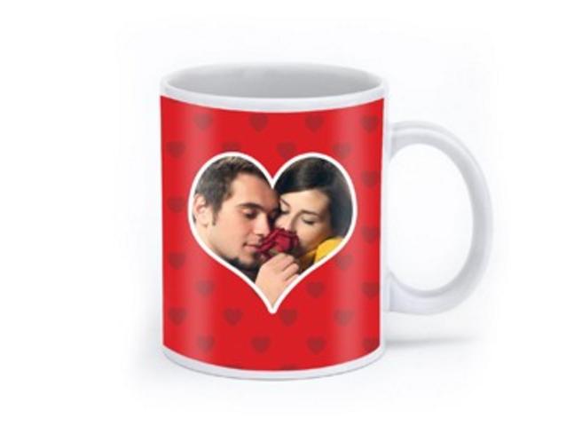 Кружка с Вашим фото «Моей Любимой»