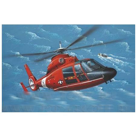 Вертолет SA Dauphin