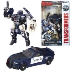Игрушка Transformers Трансформеры 5: Делюкс Баррикейд