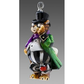 Ёлочная игрушка «Кот Базилио»