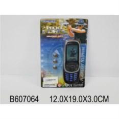 Пластмассовая игрушка Телефон-слайдер