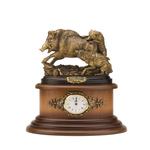 Часы «Кабан»