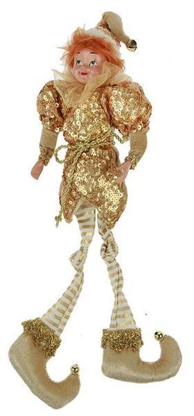 Декоративная кукла Эльф