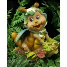 Ландшафтная фигурка Пчелка-2