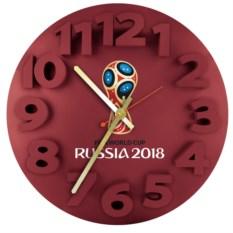 Настенные часы УЕФА 2018