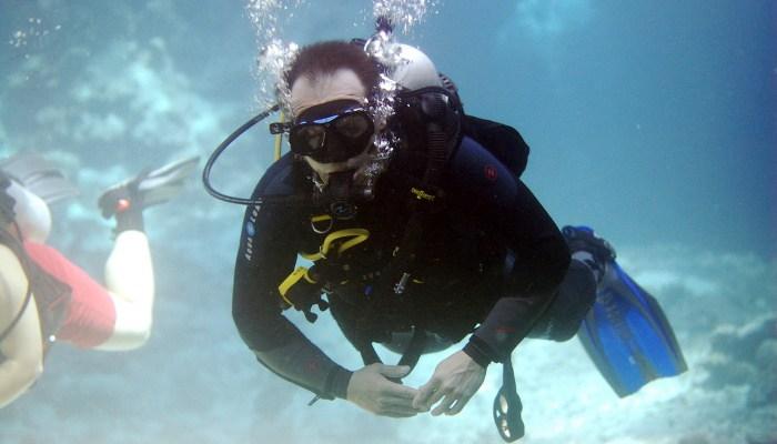 Сертификат Курс Open Water Diver в клубе Одиссей