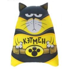 Антистрессовый кот Кэтмен
