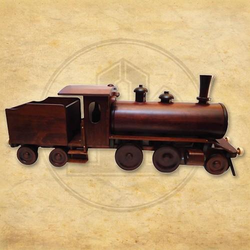 Настольный мини-бар Винный поезд