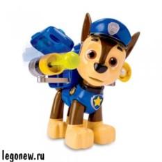 Большой щенок с рюкзаком-трансформером (Paw Patrol)