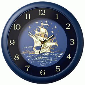 Часы настенные «Звуки моря»