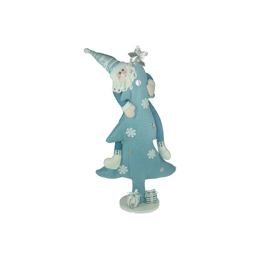 Сувенир «Дед Мороз на ёлке»