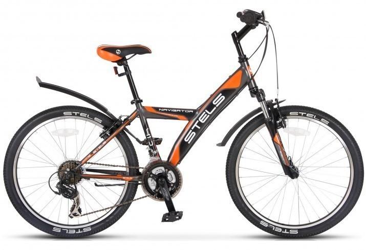 Подростковый велосипед Stels Navigator 410 V (2015)