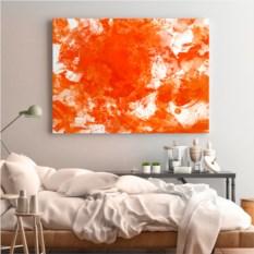 Набор для создания картины Love as art Orange