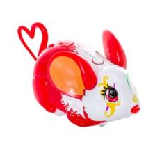 Интерактивная игрушка Amazing Zhus Мышка-циркач Зунза