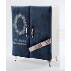 Шкатулка для украшений Мягкий шкаф