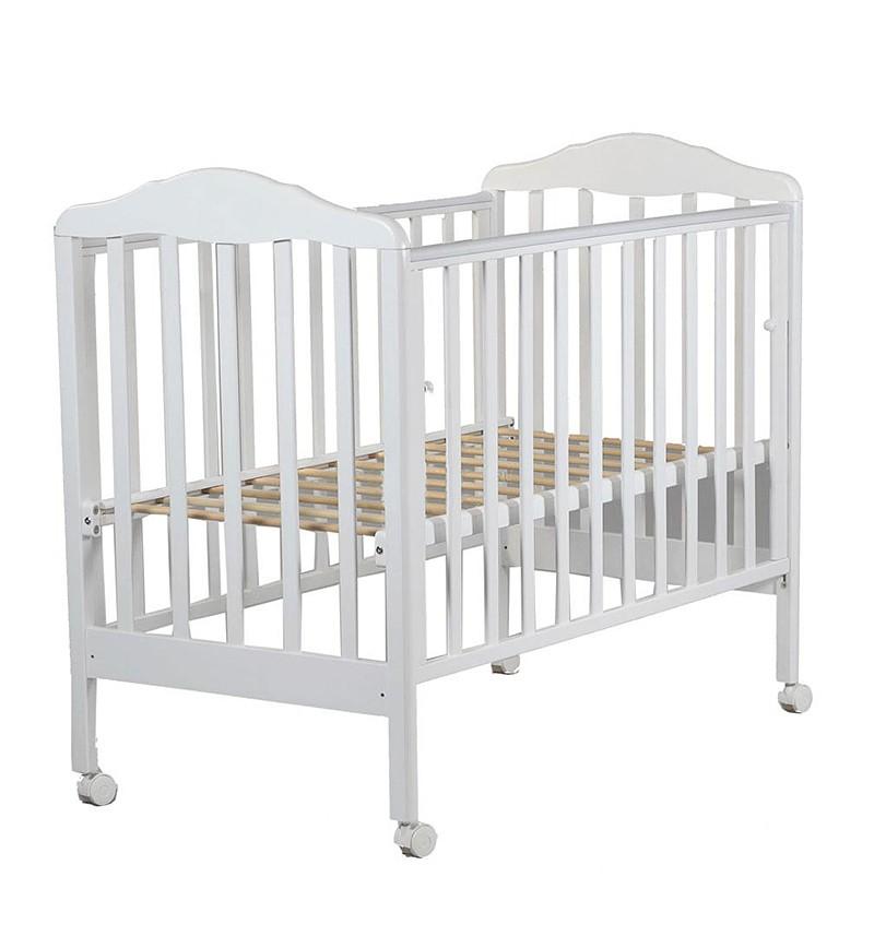 Кровать-качалка СКВ-Компани, цвет: белый