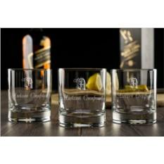 Набор бокалов для виски Именной