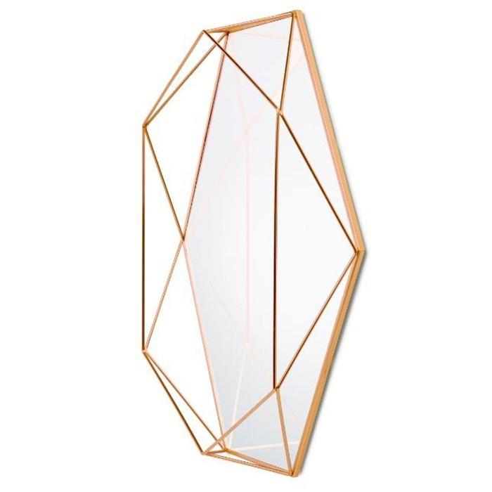 Настенное зеркало Prisma от Umbra