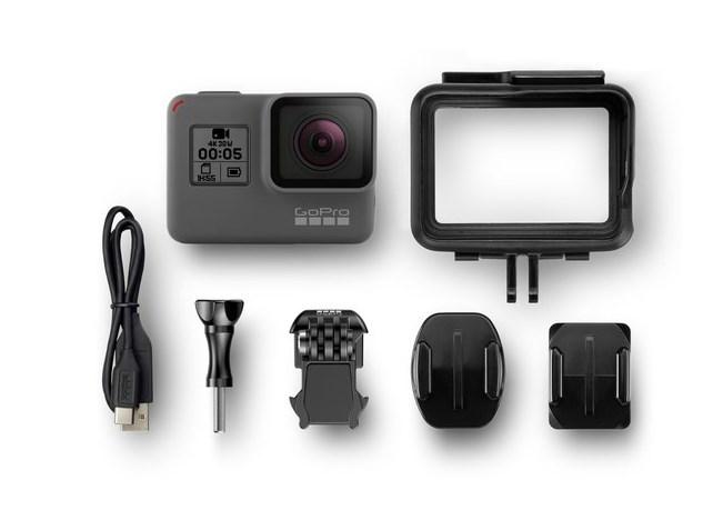 Экшн-камера GoPro Hero 5 Black CHDHX-501