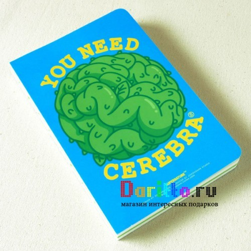 Записная книжка Cerebra
