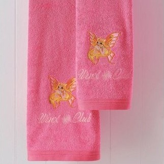 Полотенце детское Winx Stella