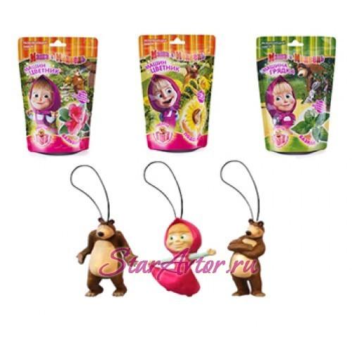 Маша и медведь Набор для выращивания с игрушкой