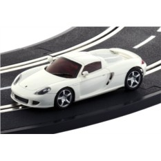 Трассовая автомодель KYOSHO Dslot Porsche carrera gt white
