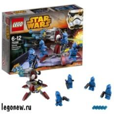 Конструктор Lego Элитное подразделение штурмовиков