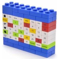 Настольный календарь Lego