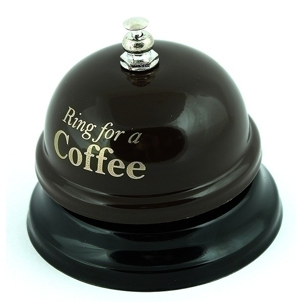 Колокольчик Ring for Coffee