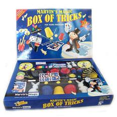 Коробка с трюками