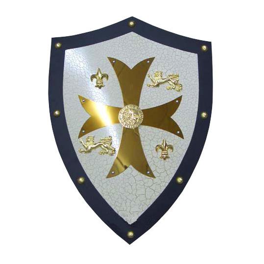 Щит рыцаря своими руками