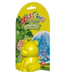 Пластмассовая 3D формочка Медвежка